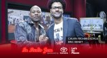 In Studio Jam: Calvin Richardson & Eric Benet