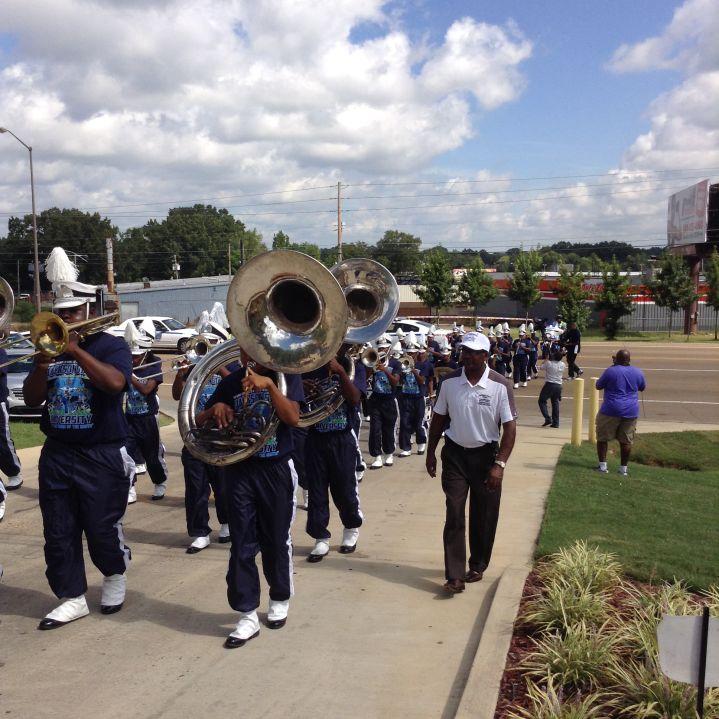 Jackson State University's Band