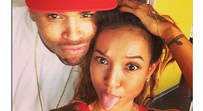 RUMOR REPORT: Karrueche Tran Pregnant With Chris Brown's Baby?