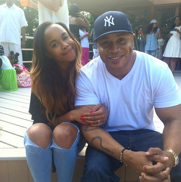 LL Cool J has four kids with wife Simone.