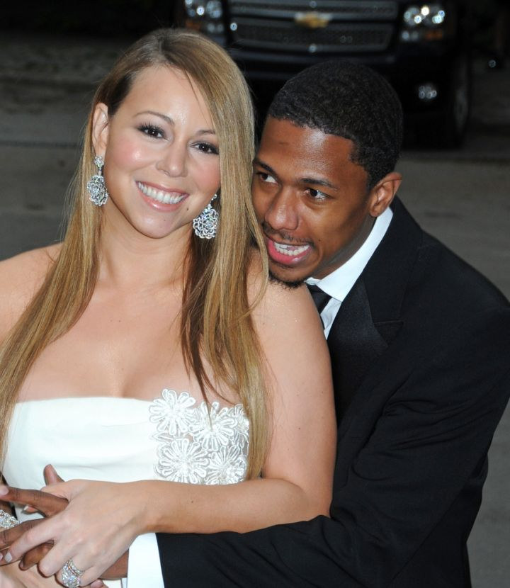 Mariah Carey and Nick Cannon: 10 year difference
