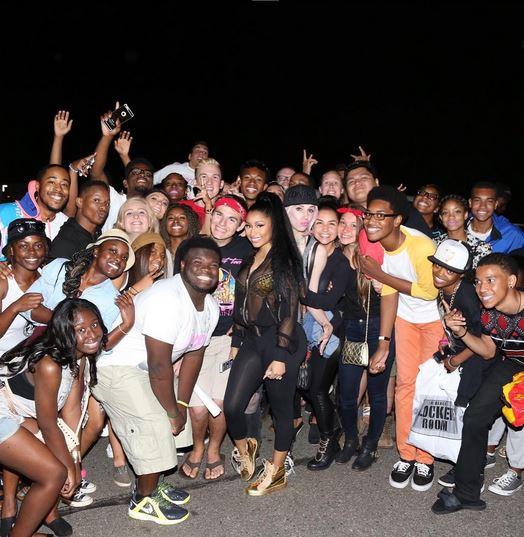 Nicki Minaj's Barbz