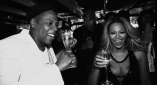 Bey and Jay: No Baby, No Divorce, But Collabo Album, Maybe! [PHOTOS]