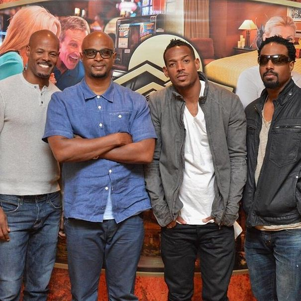 (some of) The Wayans'