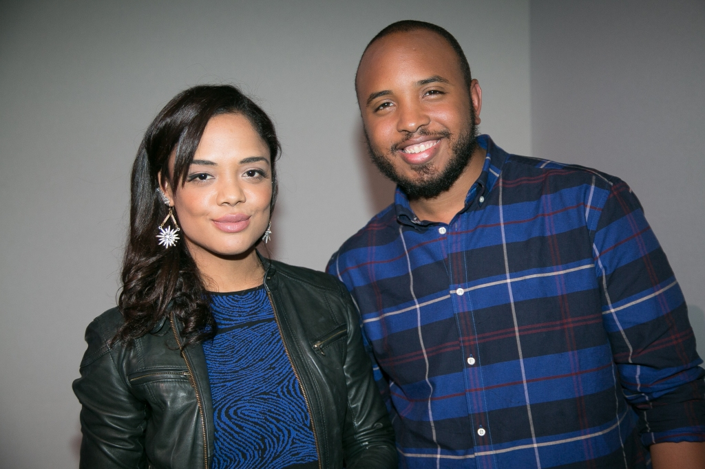 """Apple Store Soho Presents: Meet the Filmmakers: Justin Simien And Tessa Thompson, """"Dear White People"""""""