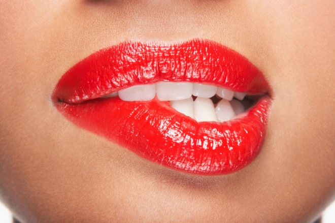 Go From Gloss To Red Lipstick Glam