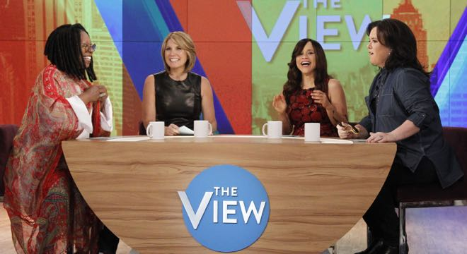Looking For Buzz, 'The View' Switches To ABC's News Division