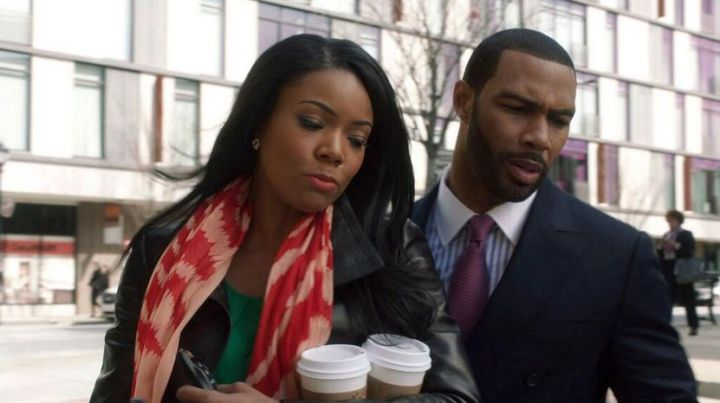 Mary Jane Paul and Andre Daniels in 'Being Mary Jane'
