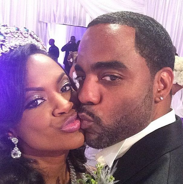 Kandi and Todd Burruss