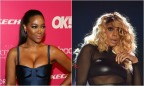 Kenya Moore Comes For Tamar Braxton
