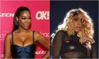 Kenya Moore Comes For Tamar Braxton