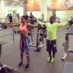 Fit & Fly: Stars Who Take The Hottest Gym Selfies