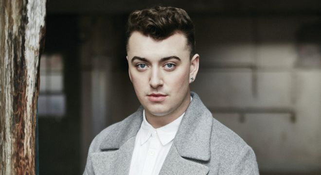 """Sam Smith was born in London, England and an alumnus of Youth Music Theatre UK and starred in their 2007 production of """"Oh! Carol""""."""