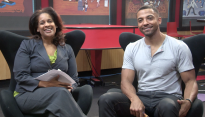 Beyond The Studio:  Christian Keyes