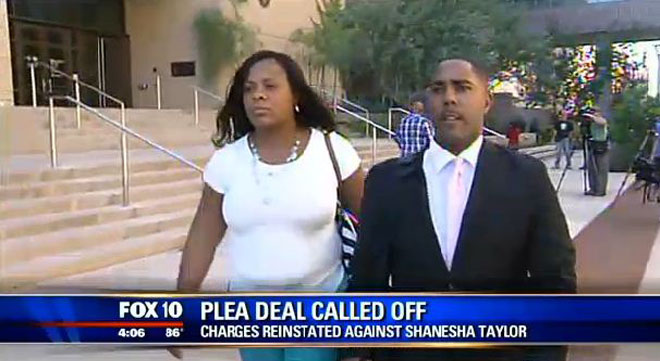 [VIDEO] Charges Refiled Against Arizona Hot Car Mom For Spending Trust Fund Money