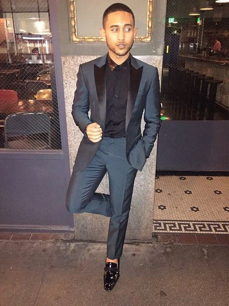Tahj Mowry is the little brother of superstar twins, Tia and Tamera, however he has been acting in his own right since age four. Some of his roles include 'Full House' and ' Smart Guy'. Currently stars as Tucker on ABC's 'Baby Daddy'.