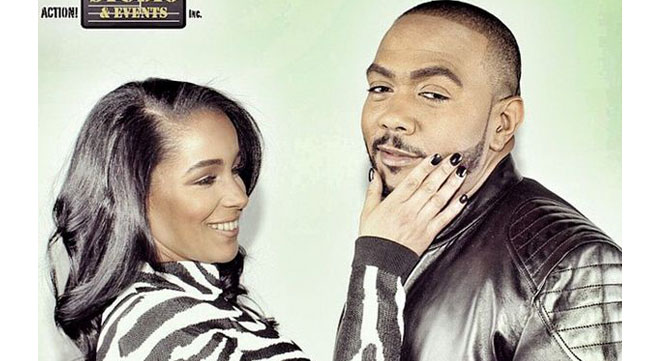 Timbaland Happy to Keep His Wife AND His Millions