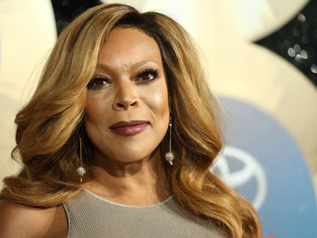 Wendy Williams, 50, is the host of her own daytime TV show.