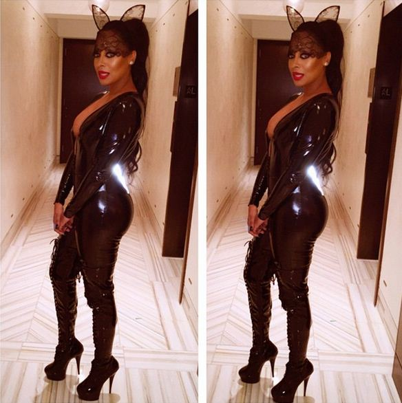 Lala Anthony as Catwoman