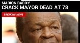 TMZ Under Fire for Marion Barry 'Crack Mayor' Headline; Petition Started