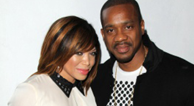 Tisha Campbell Martin Files For Divorce