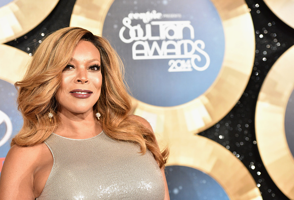 """Wendy Williams Criticizes Kenya Moore Over Her """"Fake"""" Marriage"""