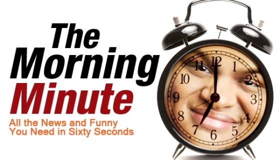 Morning Minute: Omarosa Is OUT!Chris Paul - Omarosa - White House