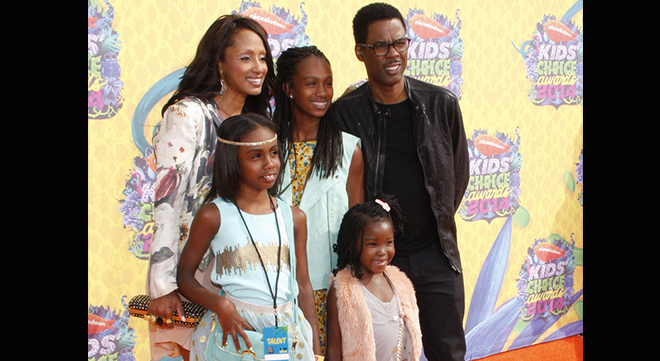 Chris Rock and wife Malaak split up after 19 years of marriage.