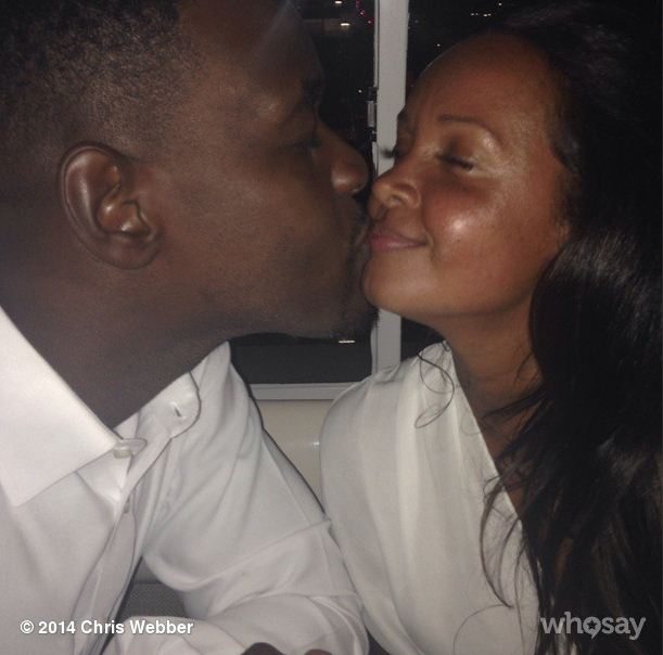 Erika is married to retired NBA veteran Chris Webber