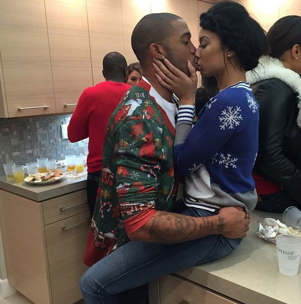 Draya and Orlando Scandrick