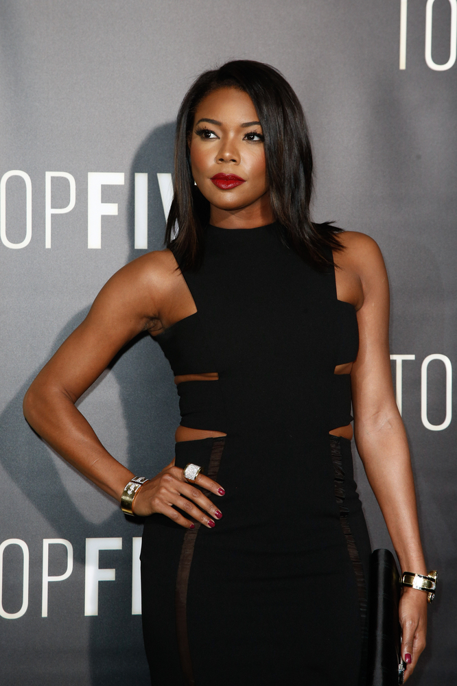 Gabrielle Union's middle name is Monique!
