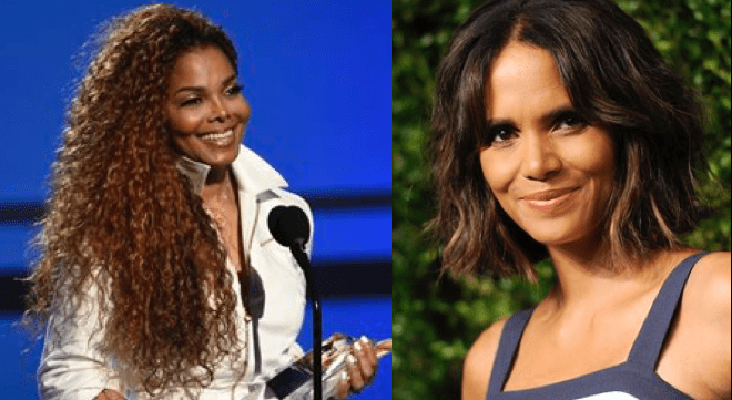 Janet Jackson turned 50 in May, Halle Berry turns 49 in August.