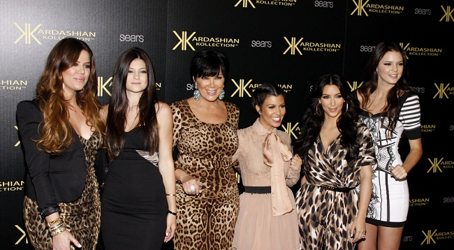 The Kardashians will all move to a remote island and disappear from the public eye (and with Kanye and Bruce and Lamar, too oh wait he's already disappeared)
