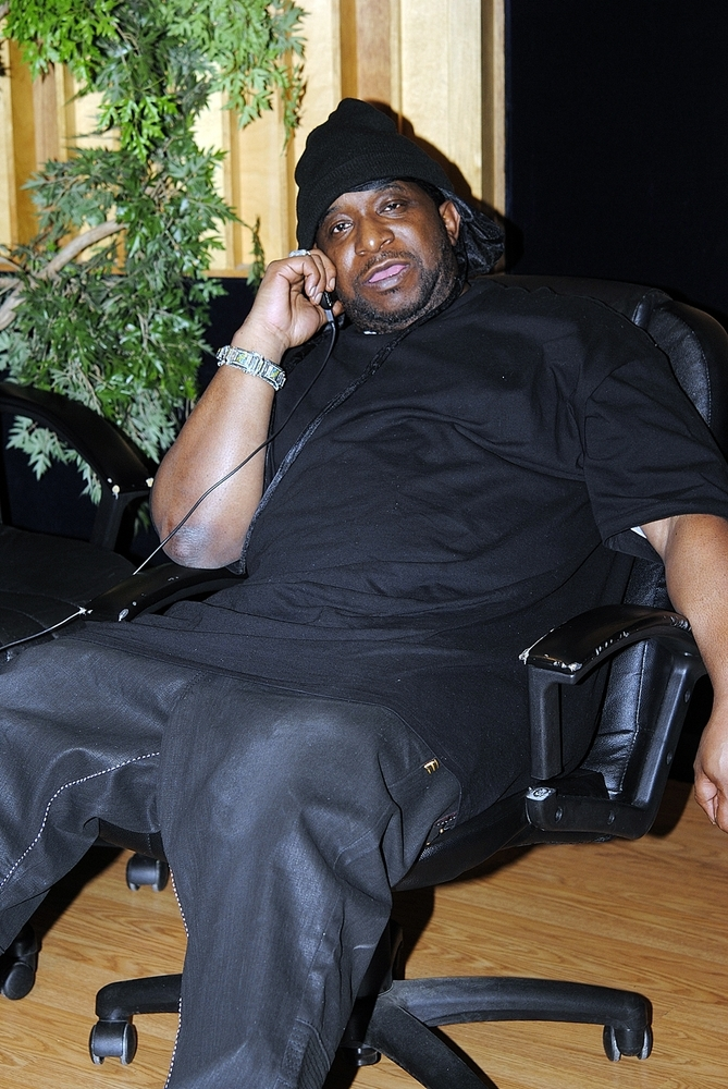 Rap legend Kool G Rap