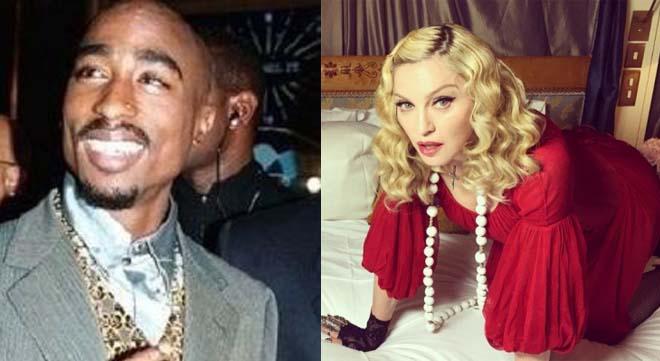 Tupac and Madonna