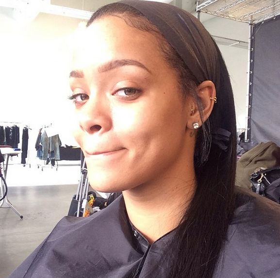 Rihanna finds her a good guy in 2015.