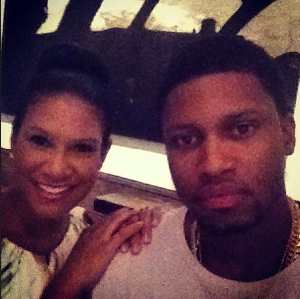 Ecko is married to Sacremento Kings star Rudy Gay