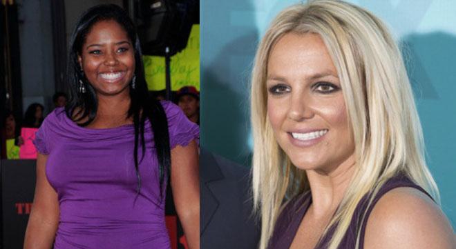 Shar Jackson & Britney Spears