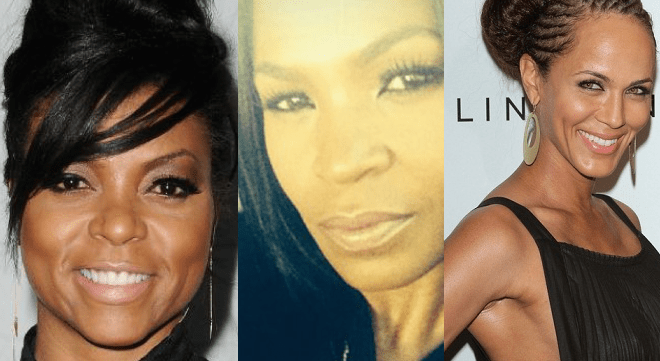 Taraji P. Henson, Nia Long and Nicole Ari Parker all turn 46 (!) this year.