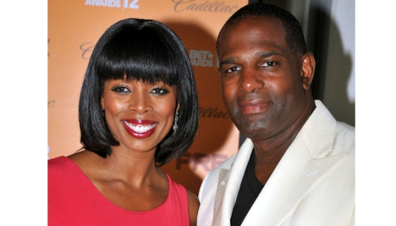 Tasha Smith Ordered To Pay Ex-Husband 7K In Spousal ...