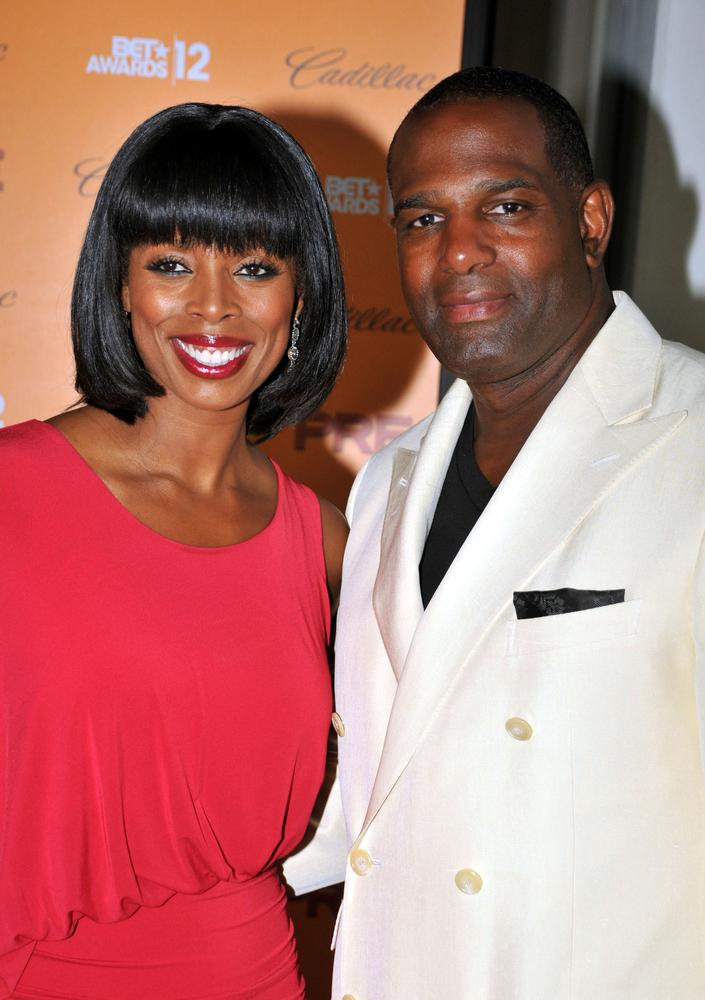 Tasha Smith & Keith Douglas
