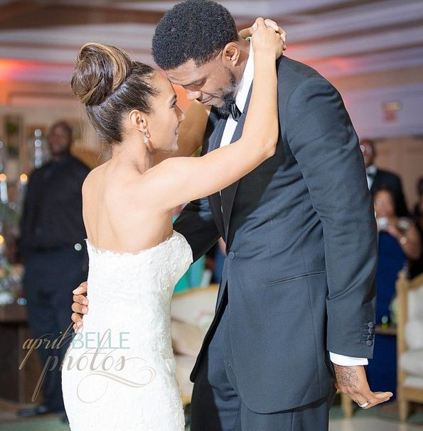 Faith is married to Miami Heat star Udonis Haslem