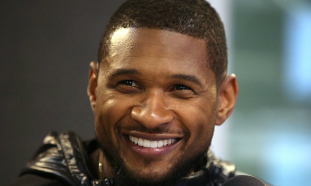 """RUNNER UP: Usher as """"Scarecrow"""""""