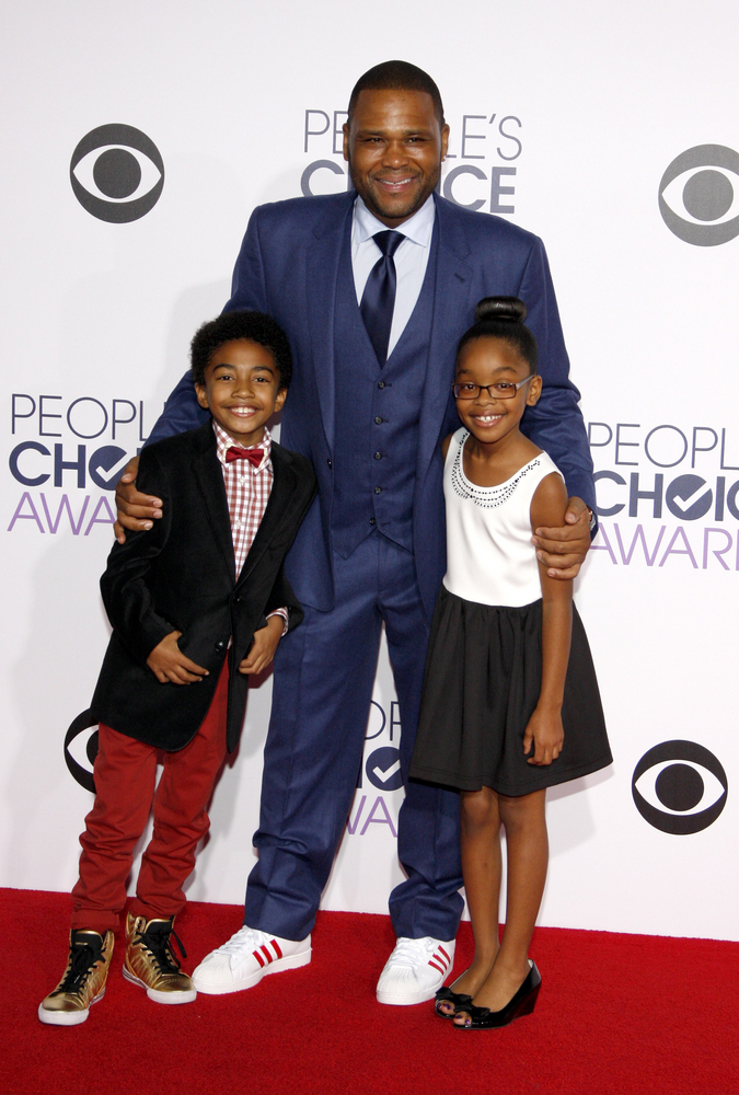 Anthony Anderson – 'Blackish'