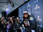 Marshawn Lynch Opens Up To The Media, Just Not The Sports Media [WATCH]
