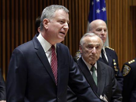 NYC Mayor De Blasio Is Seeking Democratic Nod For President