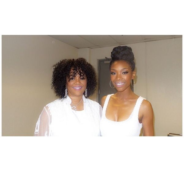 Brandy and Sonja Norwood