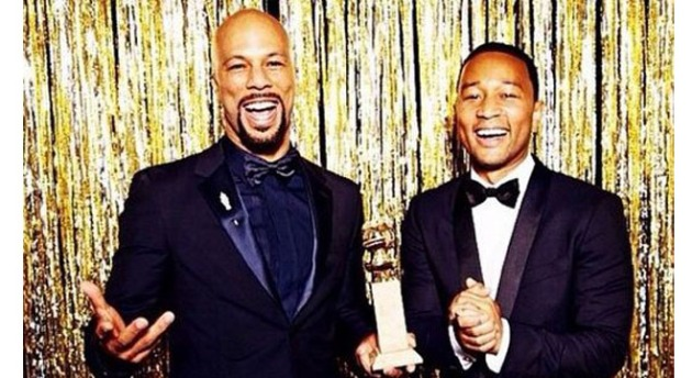 Grammys common john legend to sing glory ll returns as host