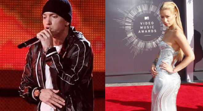 The Vegas Track: Eminem raps about sexually assaulting Iggy Azaela