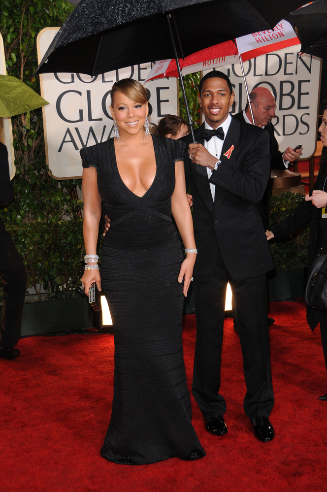 Nick Cannon is reportedly suing Mariah Carey
